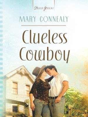 cover image of Clueless Cowboy