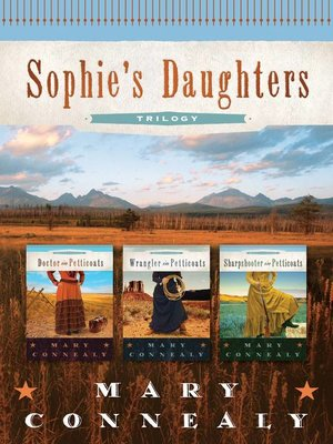 cover image of Sophie's Daughters Trilogy