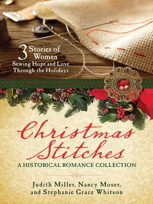 cover image of Christmas Stitches
