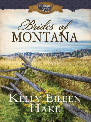 cover image of Brides of Montana