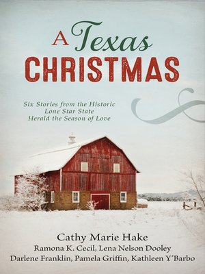 cover image of A Texas Christmas