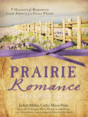 cover image of Prairie Romance Collection