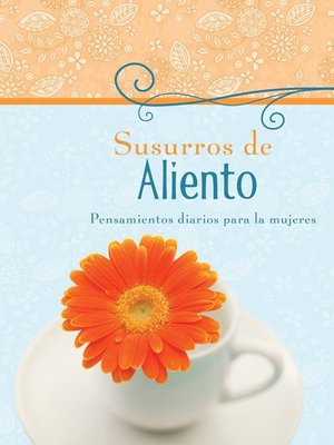 cover image of Susurros de Aliento