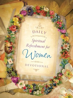 cover image of Daily Spiritual Refreshment for Women Devotional