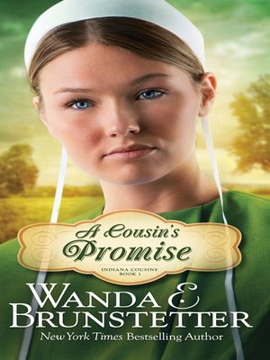 cover image of A Cousin's Promise