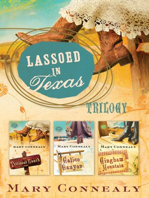 cover image of Lassoed in Texas Trilogy