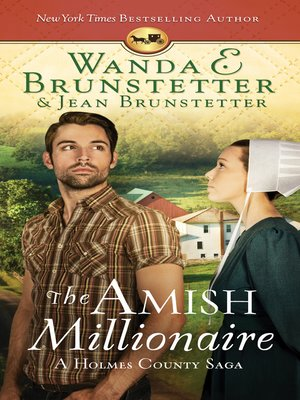 cover image of The Amish Millionaire Collection