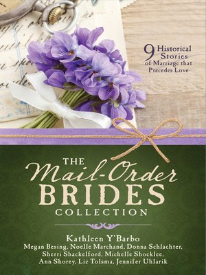 cover image of The Mail-Order Brides Collection
