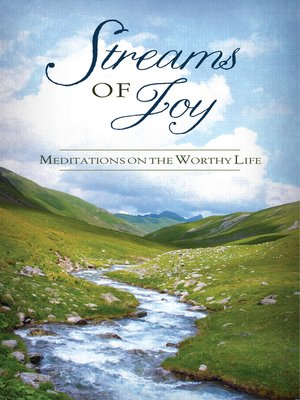 cover image of Streams of Joy