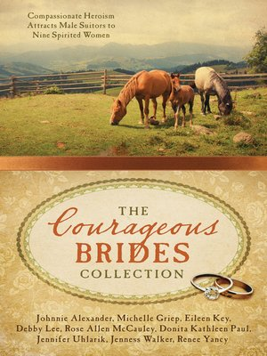 cover image of The Courageous Brides Collection