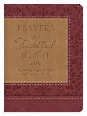 cover image of Prayers of a Faithful Heart