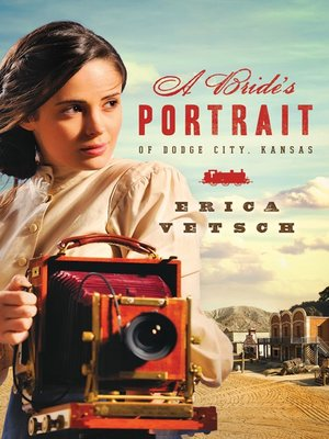 cover image of A Bride's Portrait of Dodge City, Kansas