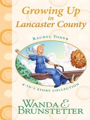 cover image of Growing Up in Lancaster County