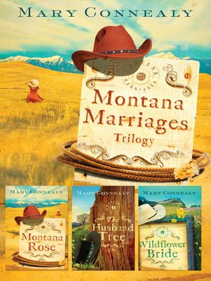 cover image of Montana Marriages Trilogy