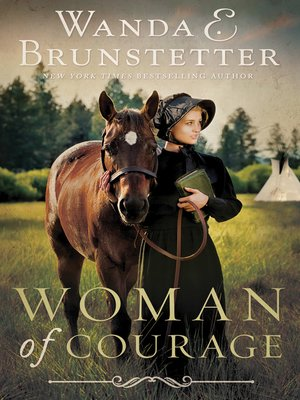 cover image of Woman of Courage