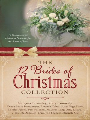 cover image of The 12 Brides of Christmas Collection