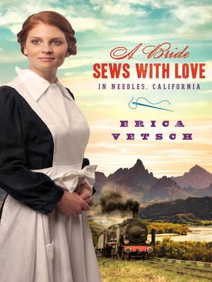 cover image of Bride Sews with Love in Needles, California