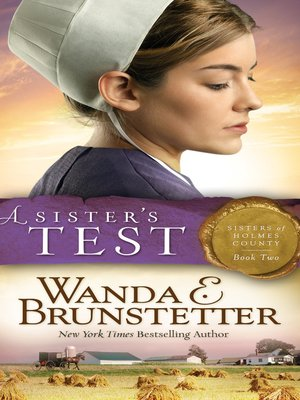 cover image of A Sister's Test