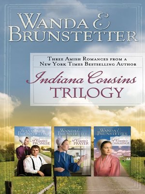 cover image of Indiana Cousins Trilogy