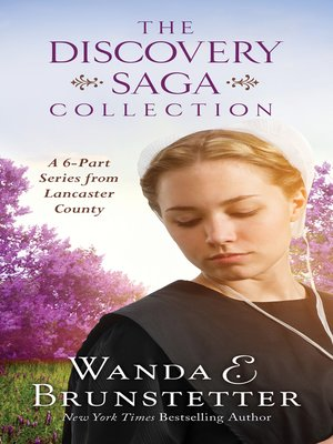 cover image of The Discovery Saga Collection