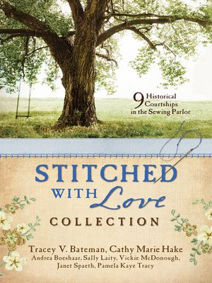 cover image of Stitched with Love Romance Collection