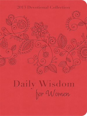 cover image of Daily Wisdom for Women