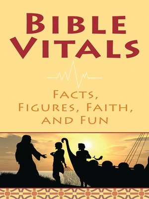 cover image of Bible Vitals