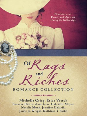 cover image of Of Rags and Riches Romance Collection