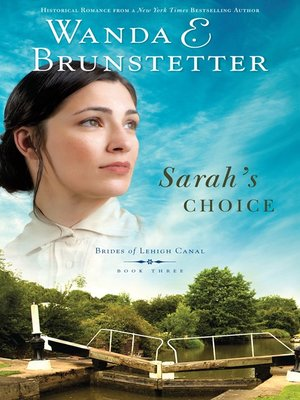 cover image of Sarah's Choice