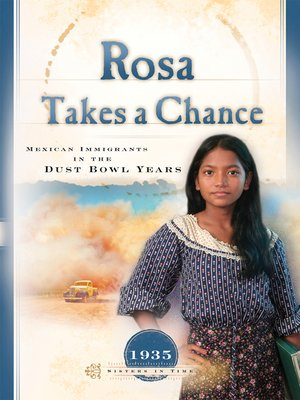 cover image of Rosa Takes a Chance