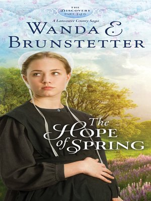 cover image of Hope of Spring