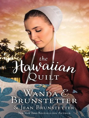 cover image of The Hawaiian Quilt