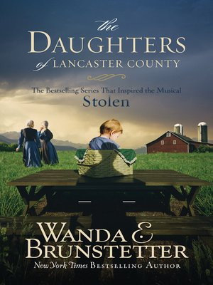 cover image of The Daughters of Lancaster County