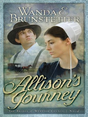 cover image of Allison's Journey