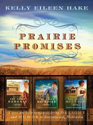 cover image of Prairie Promises