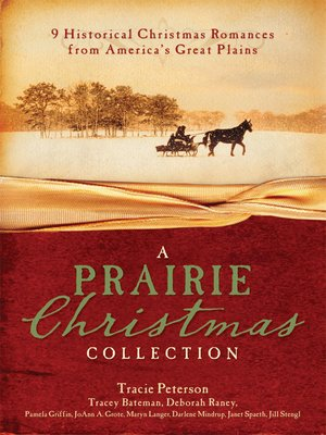 cover image of Prairie Christmas Collection