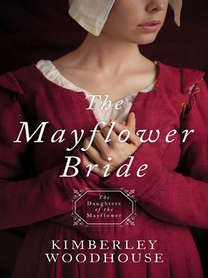 cover image of The Mayflower Bride