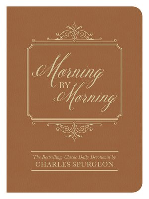 cover image of Morning by Morning