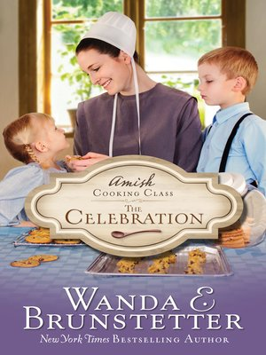 cover image of Amish Cooking Class--The Celebration