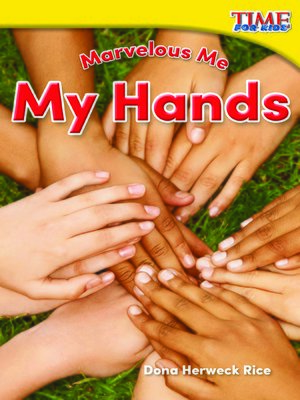 cover image of Marvelous Me: My Hands