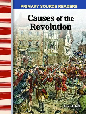 cover image of Causes of the Revolution