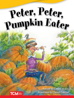 cover image of Peter, Peter, Pumpkin Eater