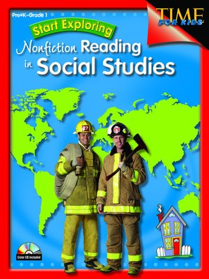 cover image of Start Exploring Nonfiction Reading in Social Studies