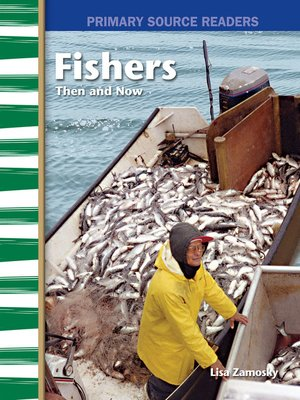cover image of Fishers Then and Now
