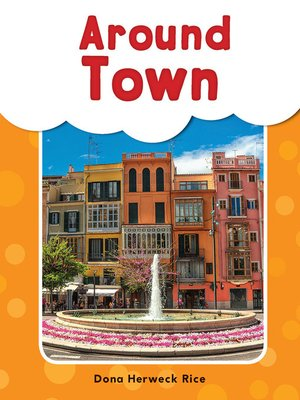 cover image of Around Town