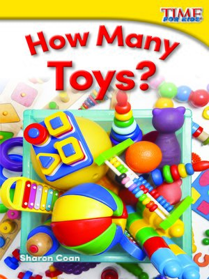 cover image of How Many Toys?