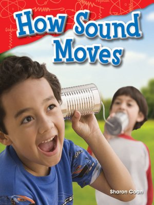 cover image of How Sound Moves
