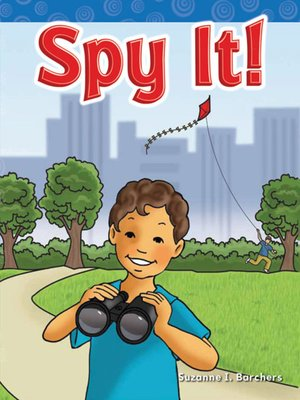 cover image of Spy It!
