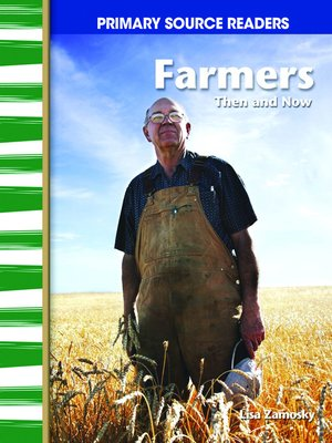 cover image of Farmers Then and Now