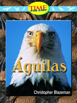 cover image of Águilas (Eagles)